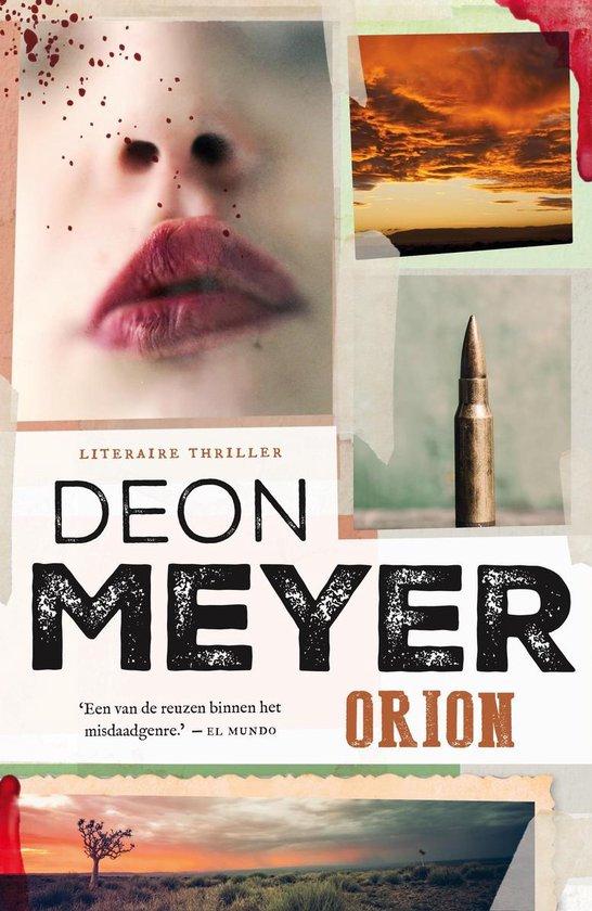 Orion - Deon Meyer | Fthsonline.com