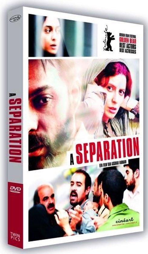 Cover van de film 'A Separation'