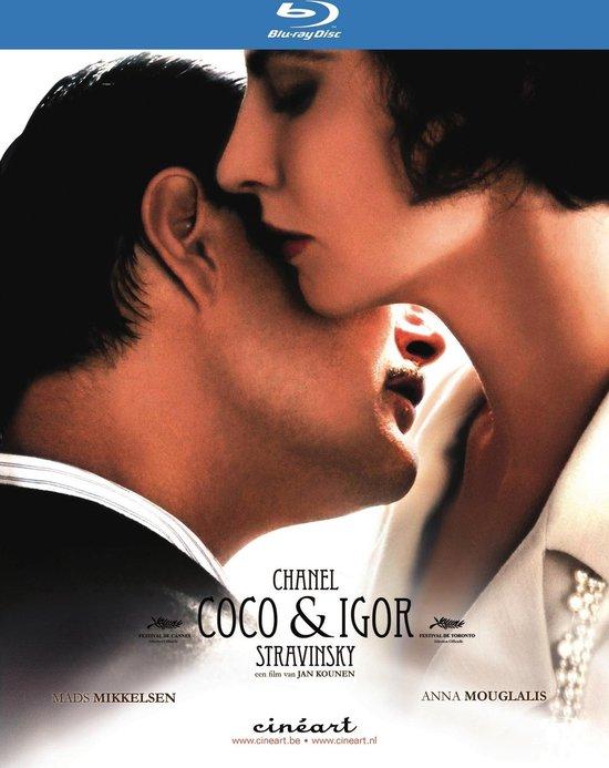 Cover van de film 'Coco Chanel & Igor Stravinsky'