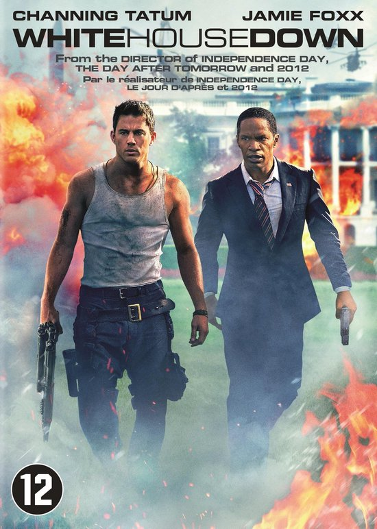 Cover van de film 'White House Down'