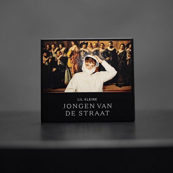 Jongen Van De Straat (CD)