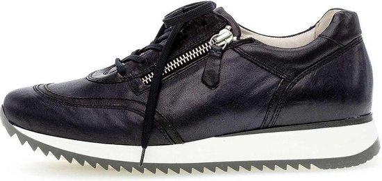 Blauwe Gabor Sneakers Wijdte H 5BvHiV