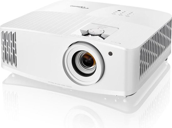 Optoma UHD42 beamer/projector 3400 ANSI lumens DLP 2160p (3840x2160)
