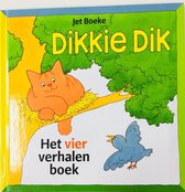Dikkie Dik het vierverhalenboek