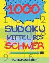 1000 Sudoku Mittel Bis Schwer