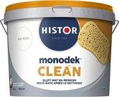 Histor Monodek Clean Muurverf - 10 liter RAL 9010