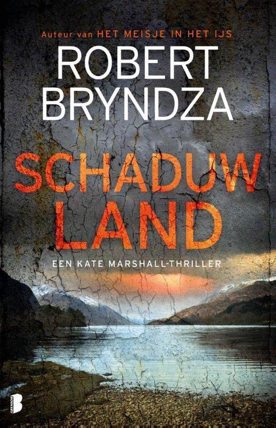 Boek cover Kate Marshall 2 -   Schaduwland van Robert Bryndza (Paperback)