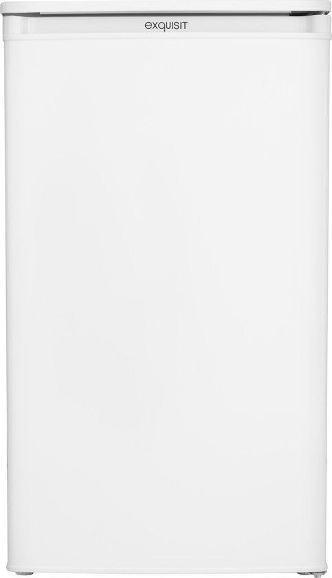 Koelkast: Exquisit KS116-V-040FW - Tafelmodel Koeler - Wit, van het merk Exquisit