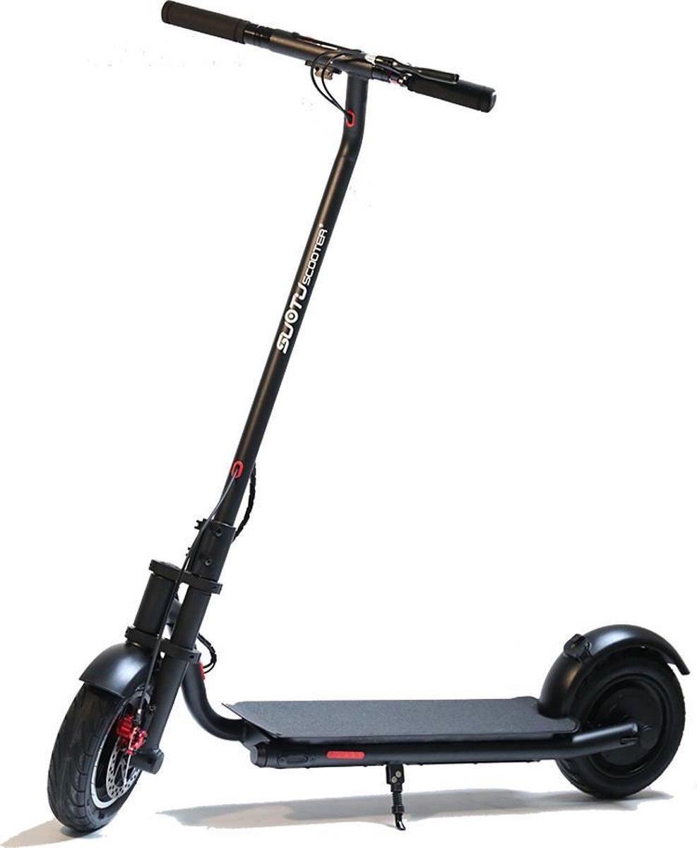 Suotu R3 Opvouwbare E-scooter -Elektrische Step, 30KM bereik Scooter met 10'' banden,10Ah