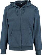 Zeeman heren vest - blauw - maat XL