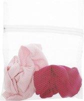 Waszak 2 stuks | Wasnet| 30 x 40 cm | Waszakken | Waszak met rits | Waszak lingerie | Kwetsbare kleding | kleding beschermer