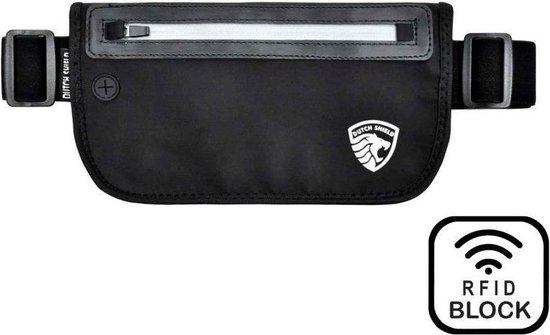 RFID Luxe Moneybelt - Heuptasje Anti-diefstal Buideltas – Reis Portemonnee - Geldbuidel