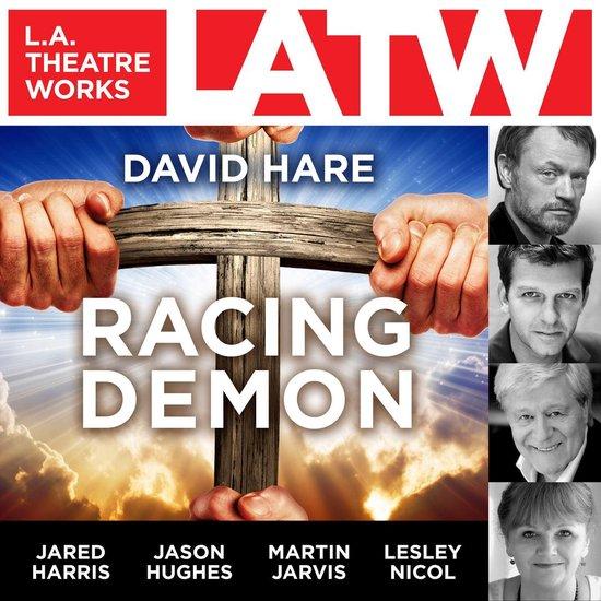 Boek cover Racing Demon van David Hare (Onbekend)