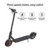 MoovWay B3 Elektrische fiets - Zwart - 20 km per uur