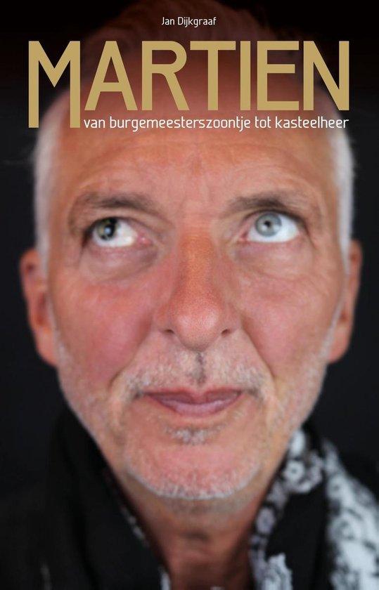 Boek cover Martien van Jan Dijkgraaf (Onbekend)