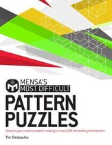 Mensa's Most Difficult Pattern Puzzles