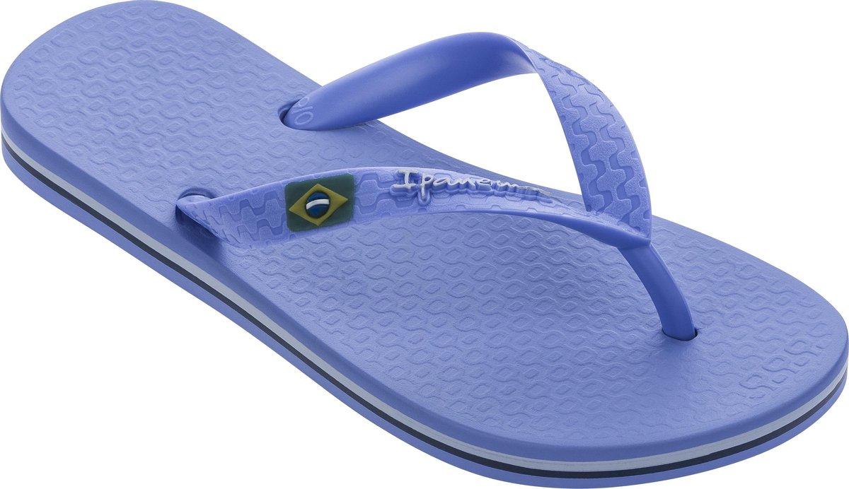 Ipanema Classic Brasil Kids Slippers - Blue - Maat 35/36