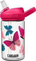 Camelbak Eddy Kids - Drinkfles - 400 ml - Butterfly