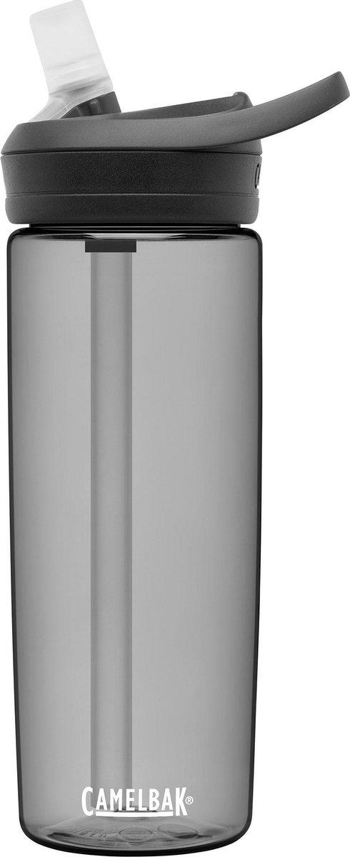 CamelBak Eddy+ - Drinkfles - 600 ml - Antraciet (Charcoal)