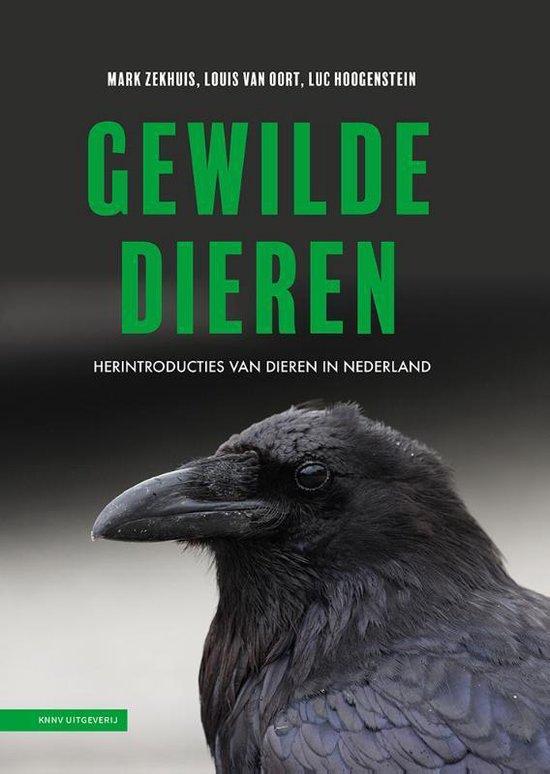 Boek cover Gewilde dieren van  (Hardcover)