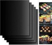 BBQ Grill mat - 3 stuks - Anti aanbak oven mat - Hittebestendig - Vaatwasser bestendig  - Herbruikbaar