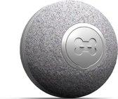 Cheerble mini ball 2.0 - Slimme interactieve zelf rollende bal voor katten - 3 speelmodi - kattenspeeltjes - USB oplaadbaar- Grijs