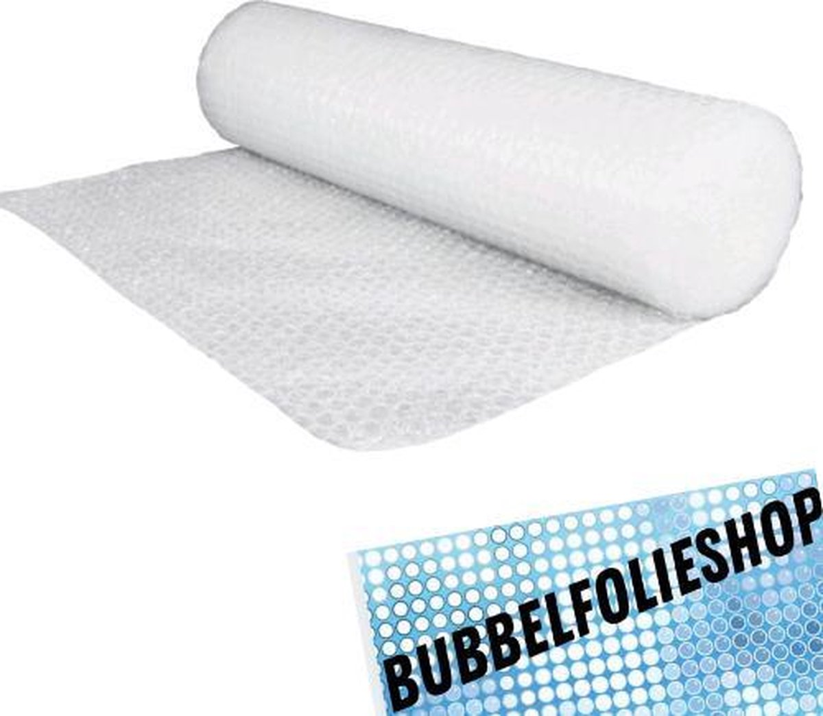 Bubbel Folie   Bubbeltjesplastic   Noppen Folie   50cm x 5m   Bubbel Wrap