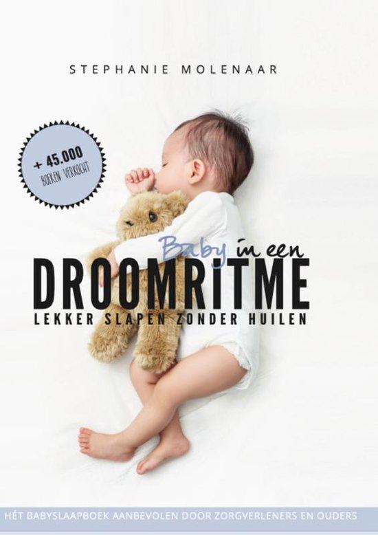 Boek cover Baby in een droomritme van Stephanie Molenaar (Hardcover)