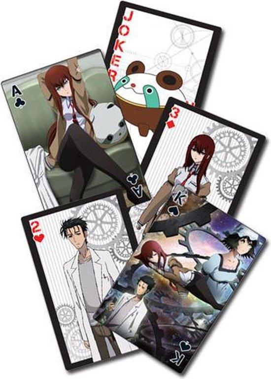 Afbeelding van het spel Steins;Gate Speelkaarten
