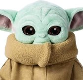 Baby Yoda - Pluche - knuffel 30 cm - Star Wars -The Mandalorian - The Child Groku