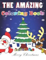 The Amazing coloring book