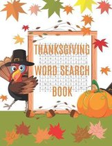 Thanksgiving Word Search Book