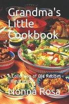 Grandma's Little Cookbook