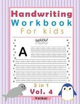 Handwriting Workbook For kids