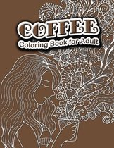 Coffee coloring books for adults
