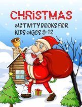 Christmas Activity Book for Kids Ages 9-12