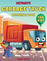 Ultimate Garbage Truck Coloring Book