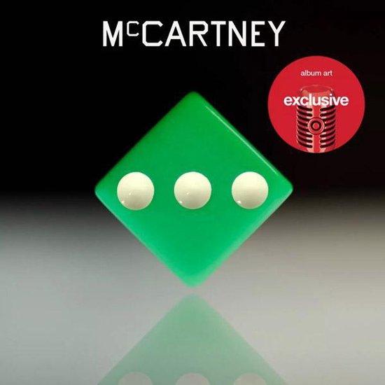 CD cover van Mccartney III (Limited Edition) van Paul McCartney