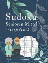 Sudoku Senioren Mittel Grossdruck