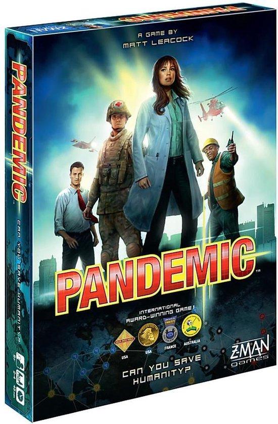 Pandemic - Engelstalig Bordspel