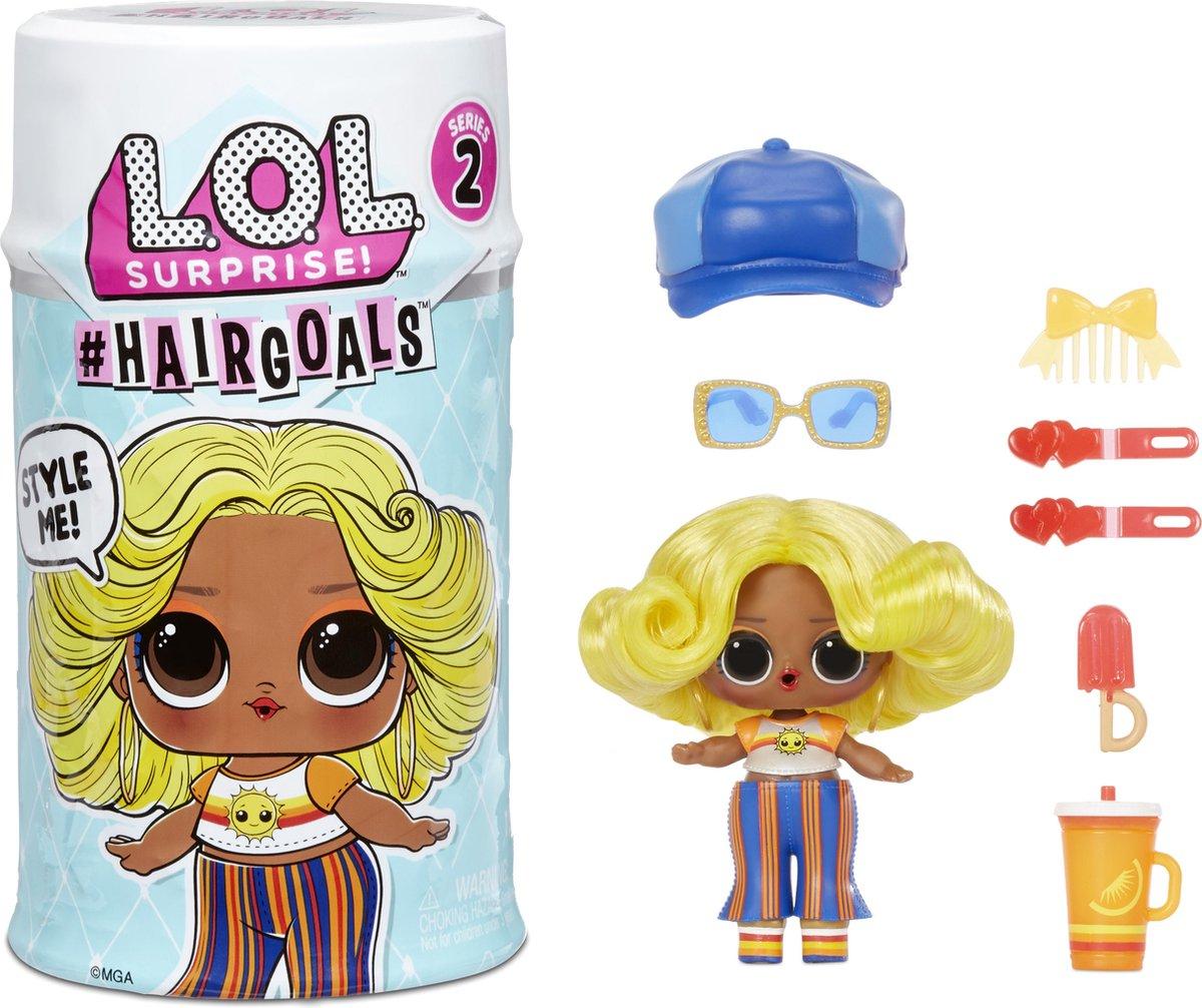 L.O.L. Surprise! #Hairgoals Serie 2 - Minipop
