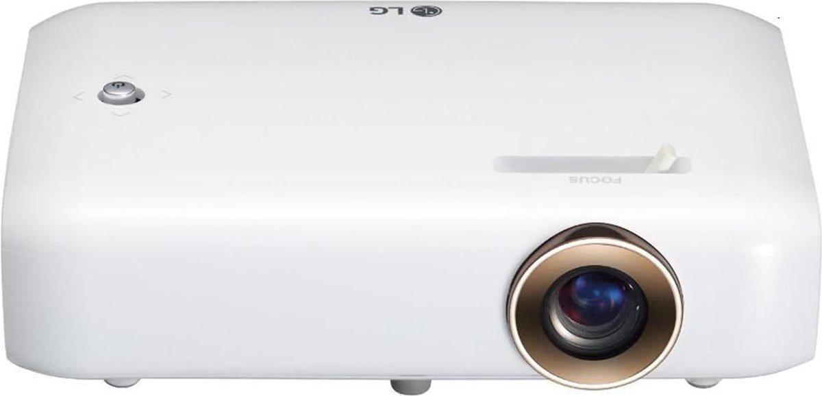 LG PH510PG Mini Beamer - 720p - Ingebouwde Accu - Bluetooth