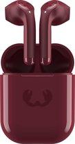 Fresh 'n Rebel - True Wireless oordopjes - Twins 2 - Ruby Red - Rood