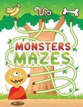 monsters mazes