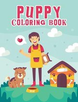 Puppy Coloring Book