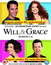 Tv Series - Will & Grace Series 1-8