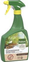 Pokon Bio Tegen Hardnekkige Insecten Spray - 800ml