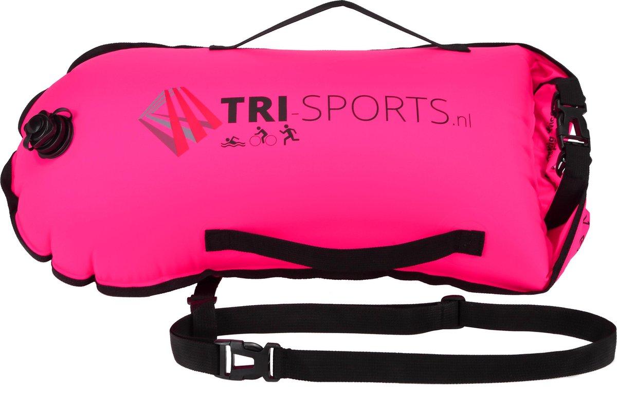 Tri-Sports.nl zwemboei roze