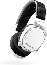 SteelSeries Arctis Pro GameDAC RGB - Hi-Res Gaming Headset - PC + PlayStation 5 - Wit