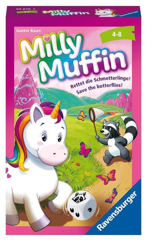 Afbeelding van het spel Ravensburger Milly Muffin - Pocketspel